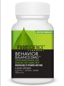 BEHAVIOR BALANCE DMG - 120 KAPSUŁEK - FoodScience