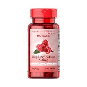 RASPBERRY KETONES 500 mg - 120 KAPSUŁEK - NATURALNY SPOSÓB NA UTRATĘ WAGI