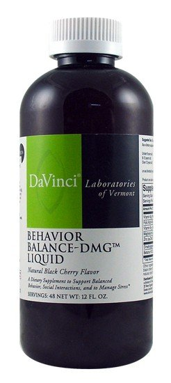BEHAVIOR BALANCE DMG - syrop 360 ml - DaVinci Laboratories of Vermont