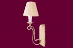 Kinkiet mosiężny JBT Stylowe Lampy WKMB/90312/1MB