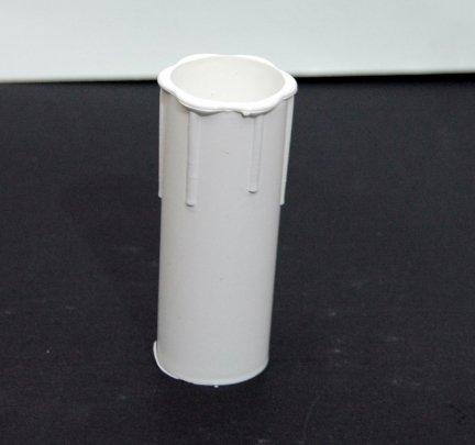 5x świeczka osłonka gilza D32, H-88mm