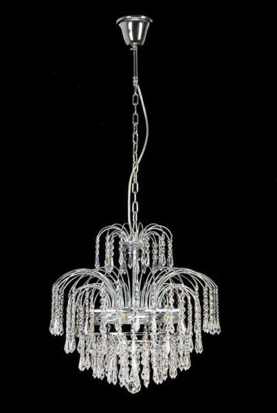 Lampa Wisząca żyrandol Italux Sydney Md30243 4 Ch