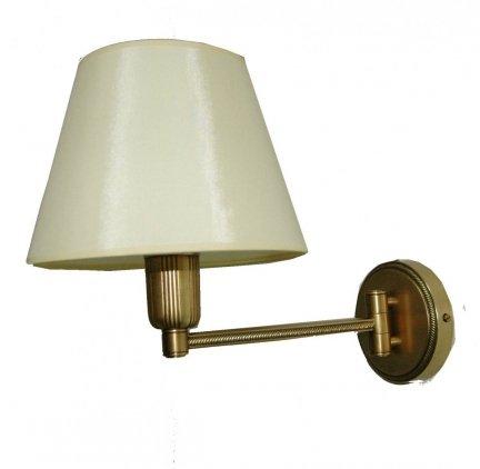 Kinkiet mosiężny JBT Stylowe Lampy WKMB/W30M/1
