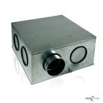 Wentylator centralny akustyczny Aereco - VAM - 6 pomieszczeń