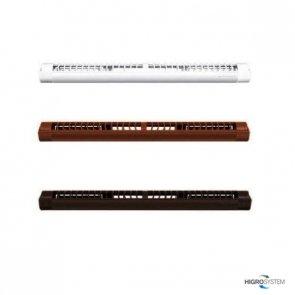 Nawiewnik ciśnieniowy 2MO + okap standardowy - 3 kolory