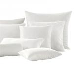 Poszewka biała hotelowa 50x60 na zakład 100% bawełna Noris