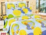 Poszewki na poduszki 40x40 bawełna satynowa wz. 0350