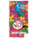 Ręcznik plażowy EVER ANGRY BIRDS  - rozmiar 70x140