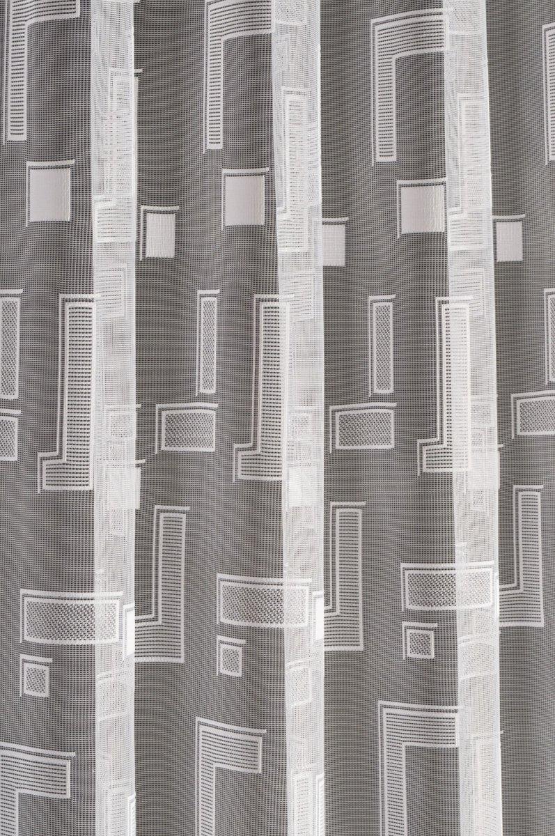 Firana żakardowa H Max 160m Wz 32475 Firany Metrażowe