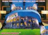 Pościel Premium Mikrowłókno 3D roz. 220x200 z prześcieradłem wz. FPW143
