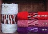 Ręcznik PROMOCJA Simba rozmiar 50x90 - Fiolet