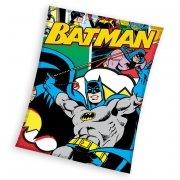 Koc polarowy wz. Batman 110x140