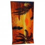 Ręcznik plażowy wz. PL46 - rozmiar 70x148