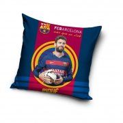 Poszewka 40x40 FC Barcelona Pique wz. FCB2001C