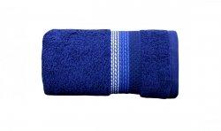 Ręcznik OMBRE 50x90 kolor granatowy