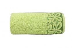 Ręcznik BELLA 50x90 kolor pistacjowy