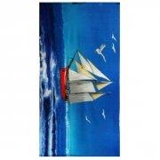 Ręcznik plażowy wz. PL-59 - rozmiar 70x148
