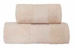 Ręcznik MARITIM 50x90 kolor beżowy