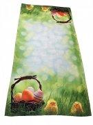 Obrus Wielkanocny Milano 40x180 100% Poliester H167