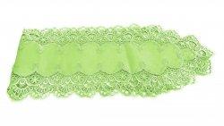 Obrus gipiura 28x160 wz. 8139 Kolor: Zielony