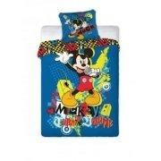 Pościel licencyjna Disney 100% bawełna 160x200 lub 140x200 - Myszka Mickey - wz. 06