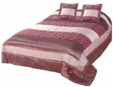 Narzuta na łóżko 180x220 + 2 poszewki 40x40 wz. Wiktoria 05