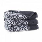 Ręcznik frotte ENRICA 50x100 kolor szary