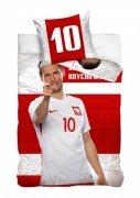 Pościel sportowa licencyjna 100% bawełna 160x200 lub 140x200 - Grzegorz Krychowiak 02