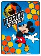 Koc Disney rozmiar 80x110 w pudełku wz. Mickey 02 B