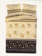 Pościel bawełna satynowa 160x200 lub 140x200 wzór 825