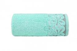 Ręcznik BELLA 70x140 kolor miętowy