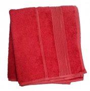 Ręcznik Bambusowy Moreno rozmiar 70x140 - Teracota