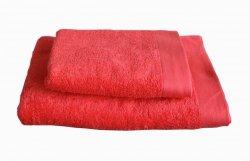 Ręczniki BAMBOO STYLE Andropol 50x100 wz. Koral