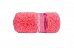 Ręcznik OMBRE 50x90 kolor koral
