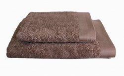 Ręczniki BAMBOO STYLE Andropol 70x140 wz. Carmel