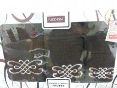 Komplet ręczników 3 częściowy Jedeka wz 10