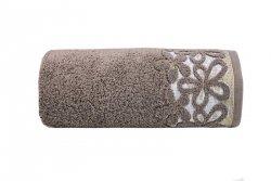 Ręcznik BELLA 70x140 kolor czekoladowy