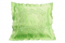 Poszewka na poduszkę 48x48cm  Kolor: Zielony wz. 271/G