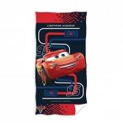 Ręcznik licencyjny - Cars - rozmiar 70x140 wz. Cars 3 McQueen
