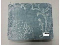 Koc akrylowy z tłoczeniem Elway, 160x210 wz. A64