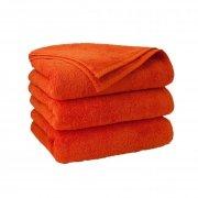 Ręcznik KIWI 50X100 kolor POMARAŃCZ