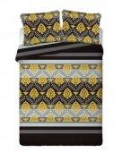 Pościel bawełna satynowa 160x200 lub 140x200 + 2x70x80 wz. 04