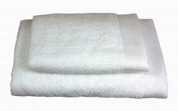 Ręczniki BAMBOO STYLE Andropol 50x100 wz. Biały