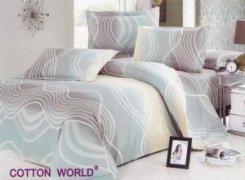 Poszewka na poduszkę 70x80, 50x60 lub inny rozmiar - KORA zapięcie na zamek Cotton KB28
