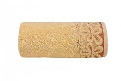 Ręcznik BELLA 50x90 kolor morelowy