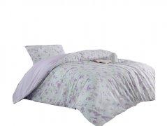 Pościel bawełniana Premium DARYMEX kolekcja Exclusive Cottonlove 200x220, 200x200 lub 180x200 + 2x70x80 wz. ECE LILA