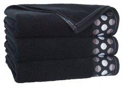 Ręcznik ZEN 70x140 kolor czarny