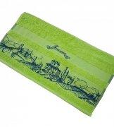 Ręcznik TOSCANA 50x90 kolor pistacjowy