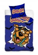 Pościel licencyjna 100% bawełna 160x200 lub 140x200 -  Scooby DOO - SD181003