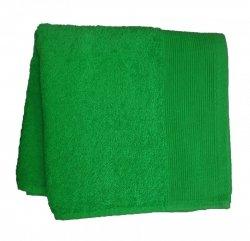 Ręcznik AQUA rozmiar 50x100 zielona trawa
